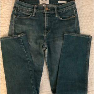 "FRAME Denim ""Le High Straight"" Jeans. 26"